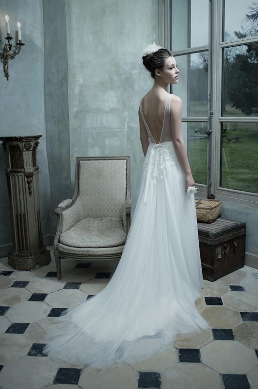 BANYULS cymbeline robe de mariee