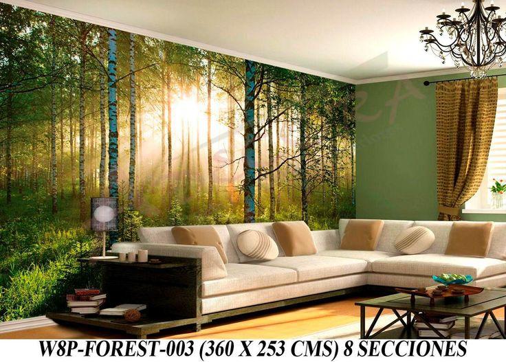 las 25 mejores ideas sobre murales decorativos en