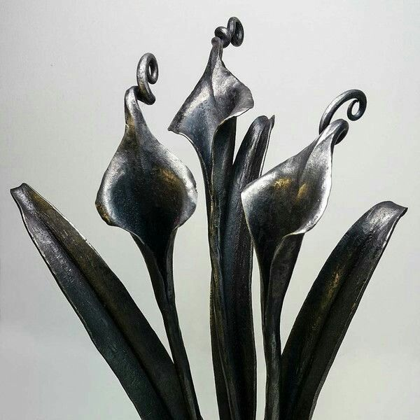 удалось катапультироваться, железный цветок рисунок луковом