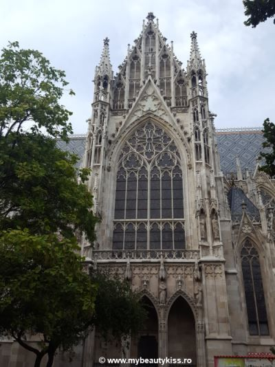 Travel Journal: Vienna 2016 - Votive Church