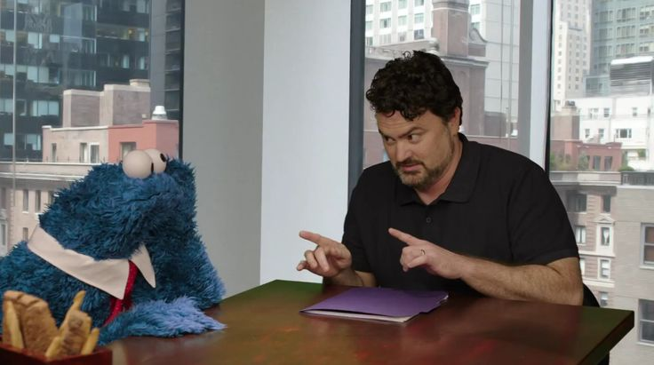 Double Fine crowdfunds the development of its new adventure game. (btw: On the picture you can see Tim Schafer negotiating with publishers.)