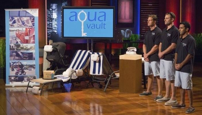 AquaVault - Shark Tank