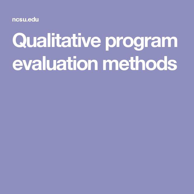 25+ beste ideeën over Program evaluation op Pinterest - evaluation plan