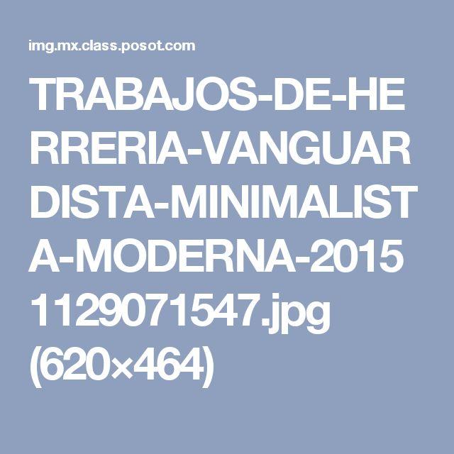 TRABAJOS-DE-HERRERIA-VANGUARDISTA-MINIMALISTA-MODERNA-20151129071547.jpg (620×464)