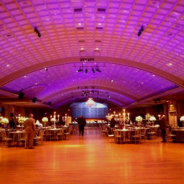 Top Wedding Venues In Cincinnati: Grand Ballroom At Music Hall, Cincinnati.