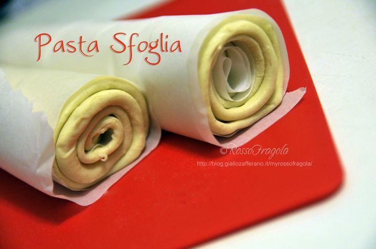 Pasta sfoglia fatta in casa - Rosso Fragola http://blog.giallozafferano.it/myrossofragola/pasta-sfoglia-fatta-in-casa/