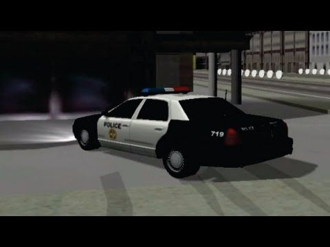 police car police cars games for kids video for children