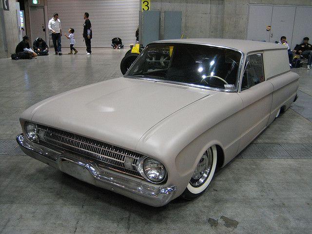 Ford Falcon | 1961 Falcon Sedan Delivery