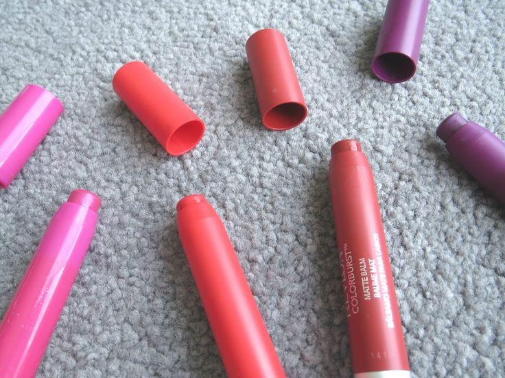 In my collection | Revlon Lipsticks