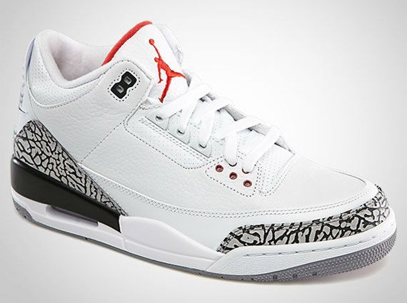 Air Jordan III Retro '88 - Official Images - SneakerNews.com