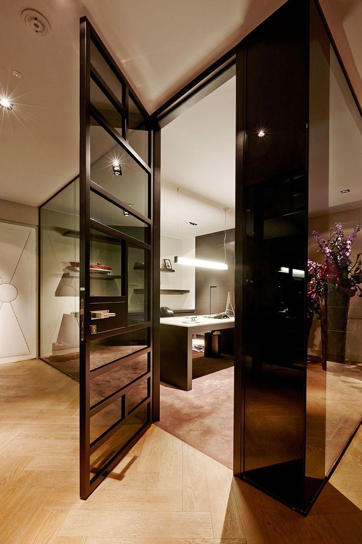 Project Studio DL, Utrecht, realisatie BOD'OR deurencollectie© designed by Eric Kuster®
