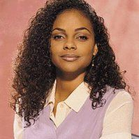 Lark Voorhies - her curly locks in the 90s inspired me to go natural for good. I always loved her hair and tried many ways for many years to get her look. Trial and error...I finally got curls I can embrace. Lol. It was Larks curls that started it all.