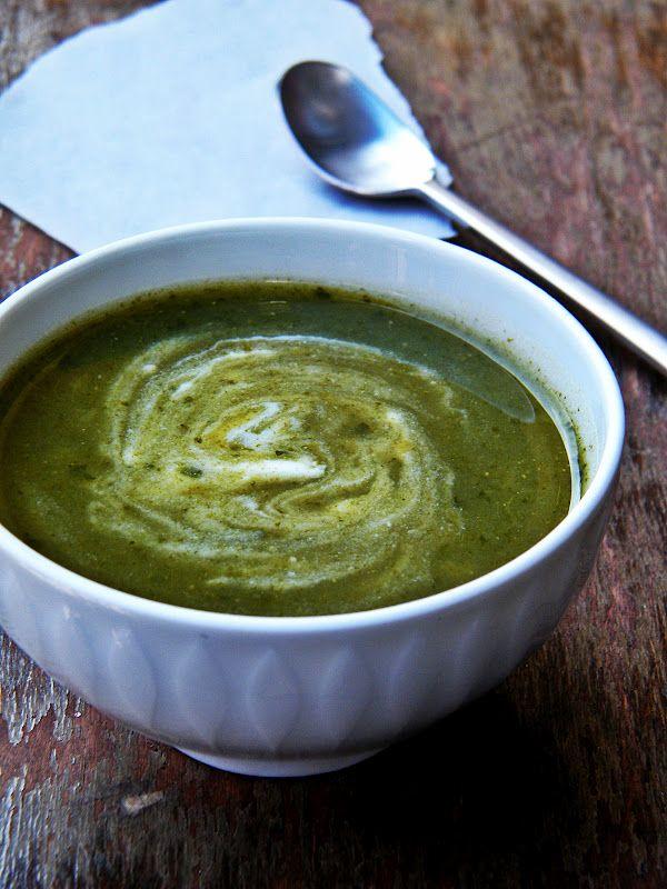 imbisz: Zöld leves