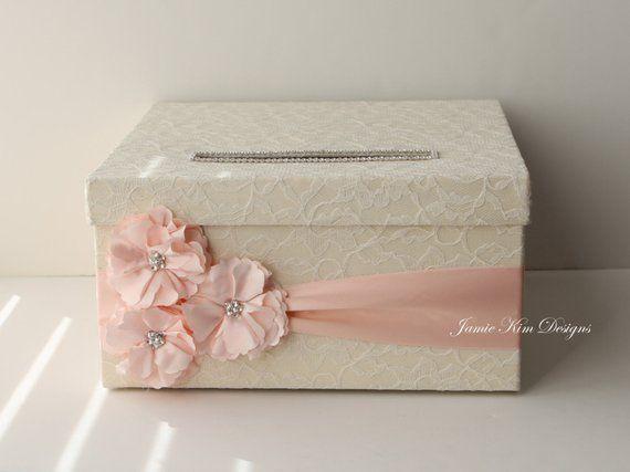 Wedding Card Box, Money Card Box – Custom Made