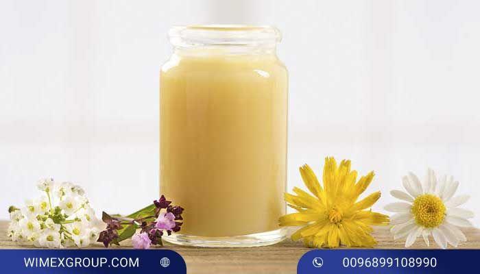 الفرق بين العسل الأبيض والعسل العادي Royal Jelly Benefits Fresh Royal Jelly Royal Jelly