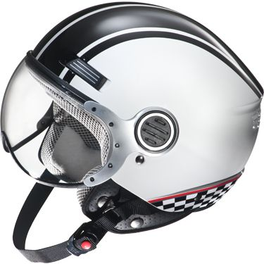 Fulmer Helmets, Inc - Shielded Open Face - U1