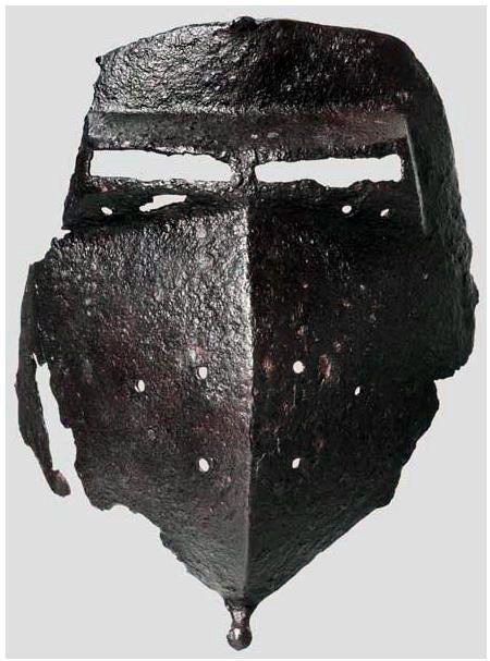 Bascinet helmet visor 14th 15th centuryFoto di Terra Teutonica 1360-1440 – 74 album | VK