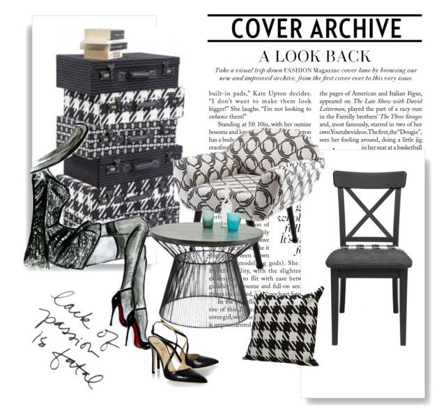A LOOK BACK by karedesign on Polyvore featuring interior, interiors, interior design, home, home decor, interior decorating, Alexander White and Alasdair