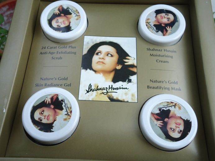 Shahnaz Husain Gold Facial