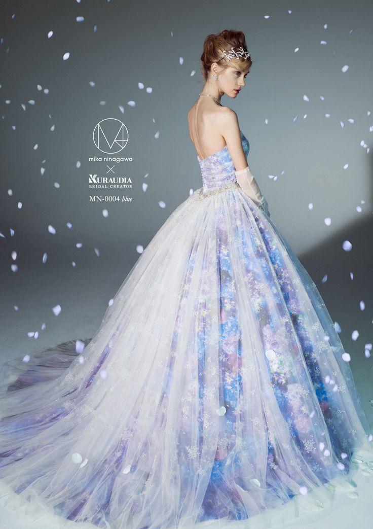 蜷川実花×ブルー/Mode Marie 本店