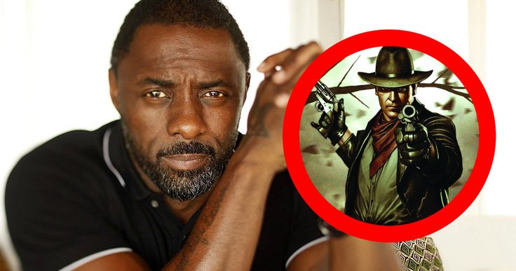 'The Dark Tower' Wants Idris Elba as the Gunslinger -- Idris Elba is reportedly the front runner to play gunslinger Roland Deschain in Sony's highly-anticipated adaptation of 'The Dark Tower'. -- http://movieweb.com/dark-tower-movie-cast-idris-elba/