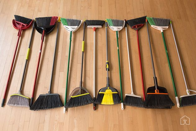 The Best Broom, Dustpan, and Dust Mop | The Sweethome