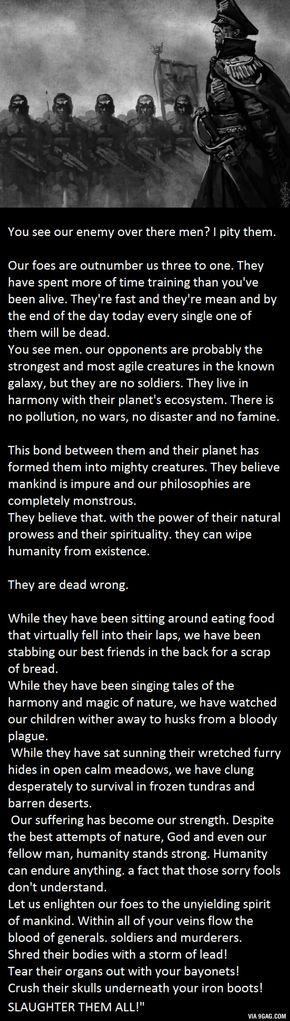 Would love to read a book or see a film like this - 9GAG
