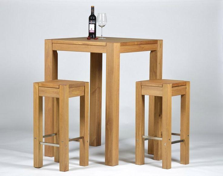 Bartisch 2 barhocker hochtisch bistrotisch stehtisch rio bonito theke küchepiniehaus bauenküchen ideenweinkellerthekenbarhockerselbst