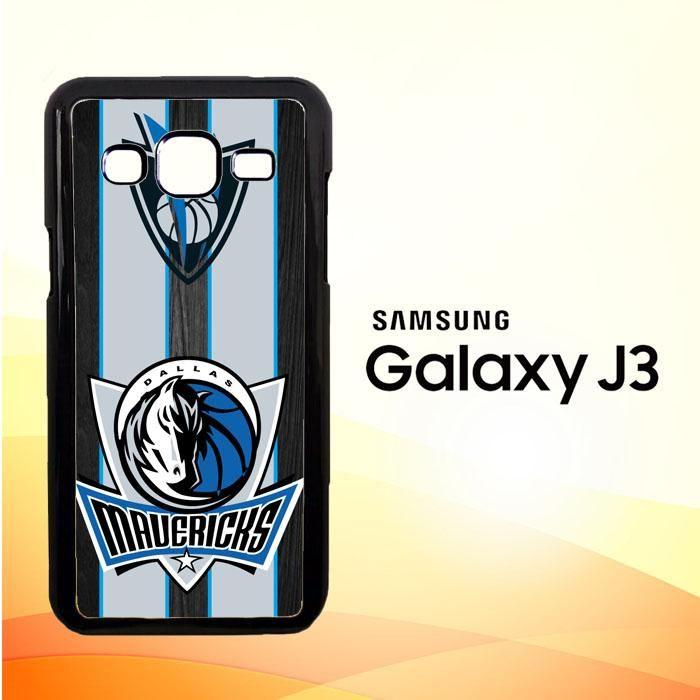 Dallas Mavericks Logo X3197 Samsung Galaxy J3 Edition 2016 SM-J310 Case