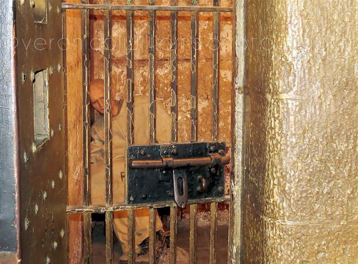 Melbourne Gaol.