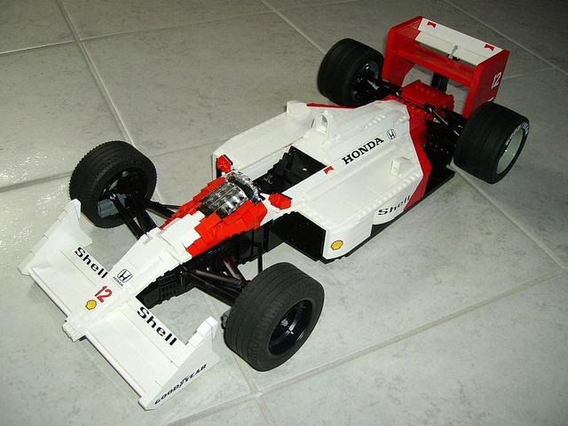 McLaren MP4-4 2011
