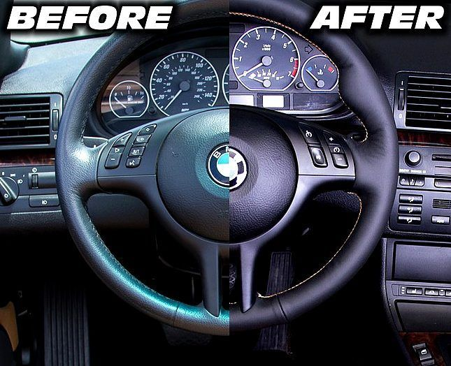 Custom Steering Wheel Covers Bmw E46 Sedan Custom Steering Wheel Cover Steering Wheel Cover
