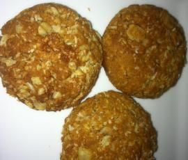 Recipe Anzac Biscuits by Thermomixit - Recipe of category Baking - sweet