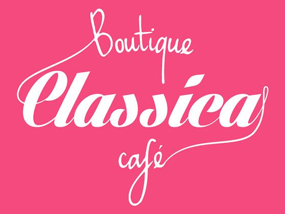 Rediseño de logotipo para tienda de ropa vintage