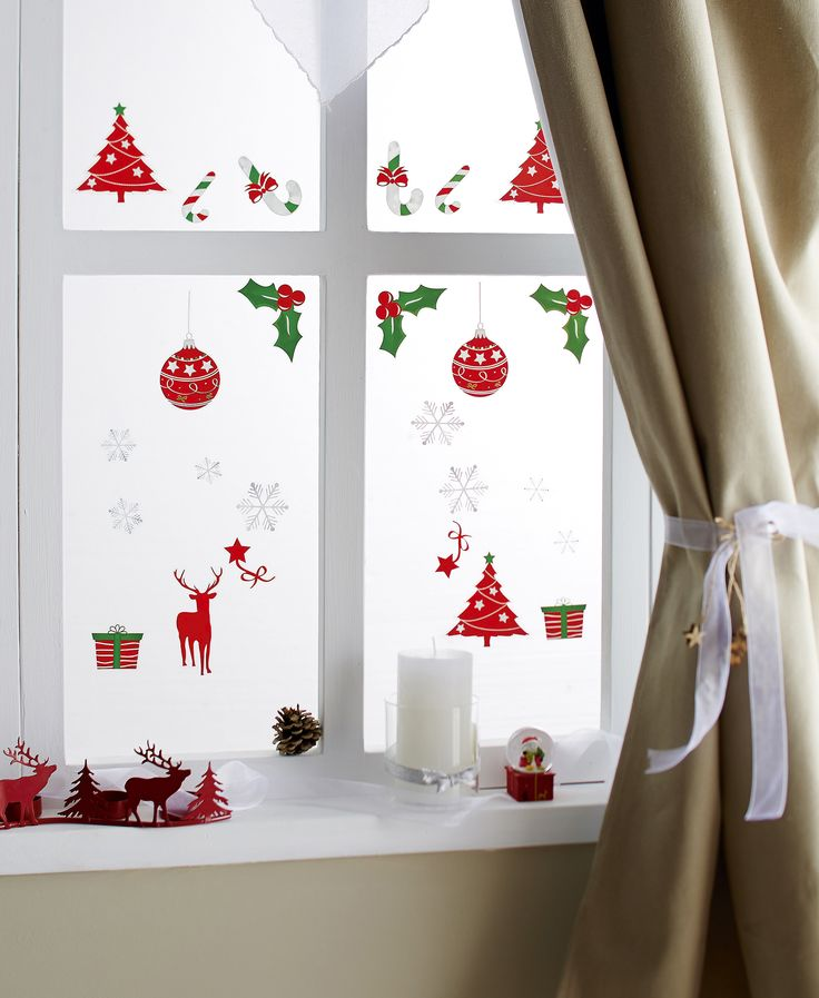 Best 25 stickers pour fenetre ideas on pinterest for Decoration de fenetre pour noel