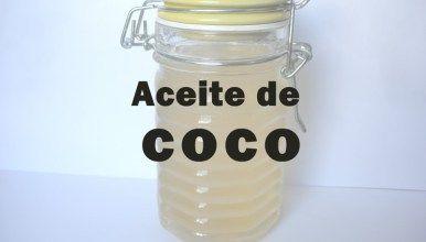 Aceite de coco: cómo saponifica y propiedades cosméticas