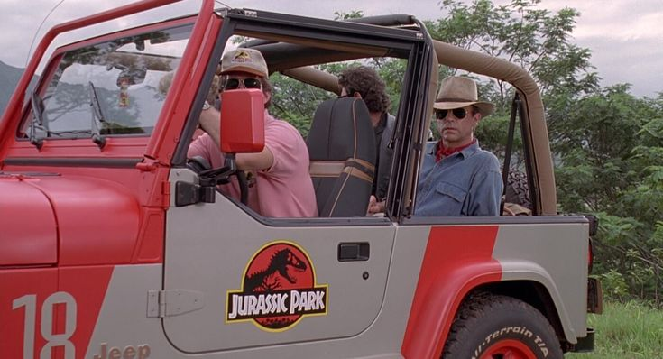 This Jurassic Park Power Wheels Jeep is the Toy You Always Wanted! - Jurassic Outpost