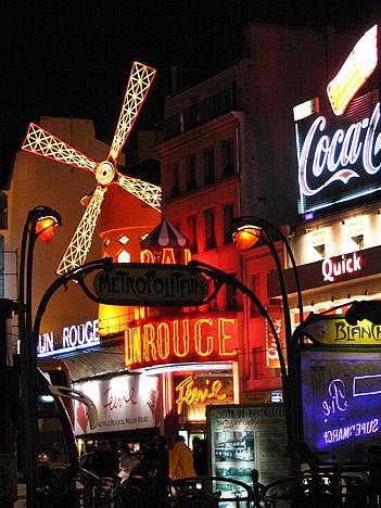 Moulin Rouge Paris (France)