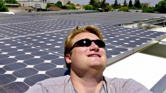 Mörka Sverige kan gå över till solenergi