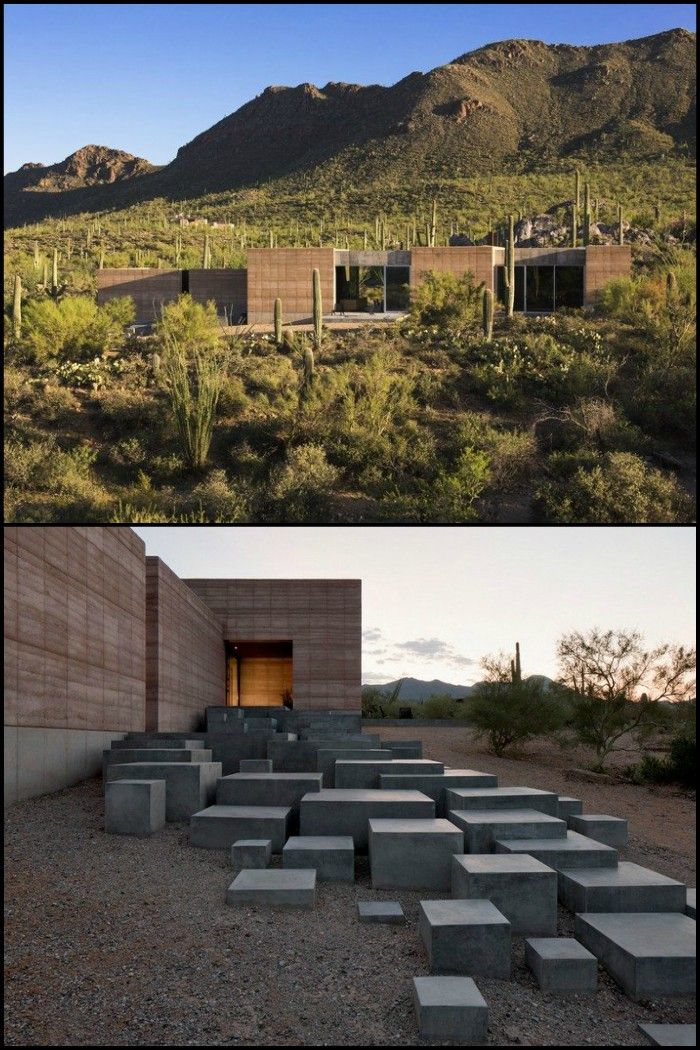 Nature Still Provides The Best Building Materials as This Rammed Earth Home  Demonstrates