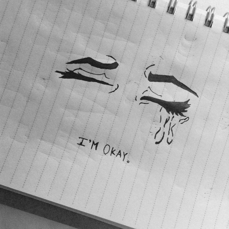 Ponad 25 najlepszych pomys w na pintere cie na temat pomys y na rysunki rysunki szkic i - Dessins triste ...