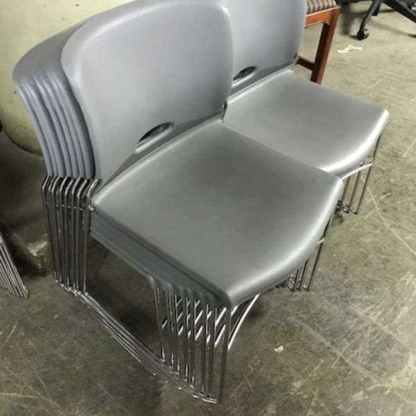 Hon Olson Heavy Duty Stacking Chair | Office Furniture Warehouse $49
