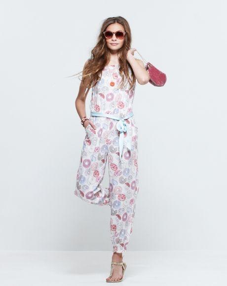 Pavement Brands - Candice Jumpsuit + Sparkly Serena Sandal