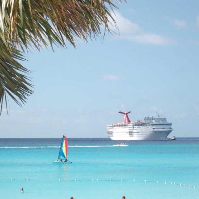 Half Moon Cay, Bahamas - Private Island for Carnival and Holland America