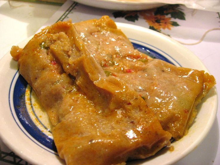 Puerto rican cuisine pasteles yum recipes for Authentic puerto rican cuisine