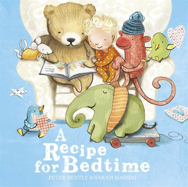 Sweet bedtime book for babies and toddlers
