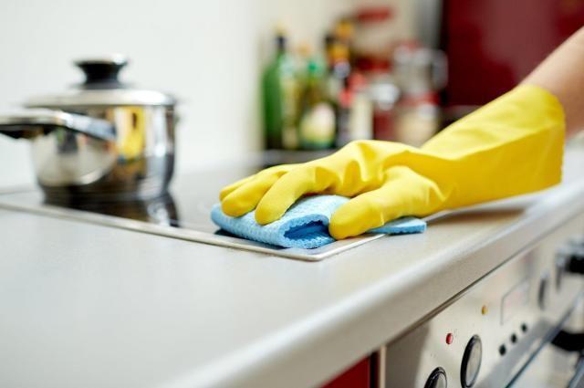 Poradnik Pani domu: Jak utrzymać czystość w kuchni na dłużej? #kuchnia #sprzątanie #porządek