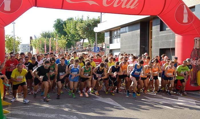 #SQVdeFesta Cursa Popular: l'esport protagonista de la Festa