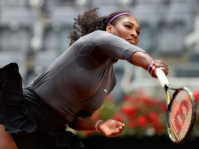 Result: Serena Williams earns routine win over Teliana Pereira in French Open second round