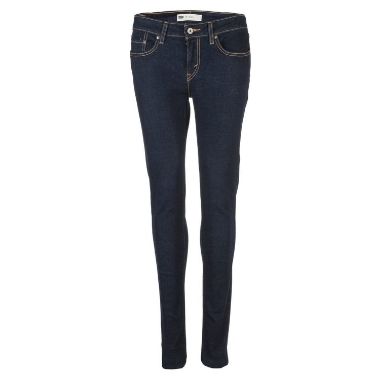 Womens Levi's Womens 535 Leggings in Denim - 30R